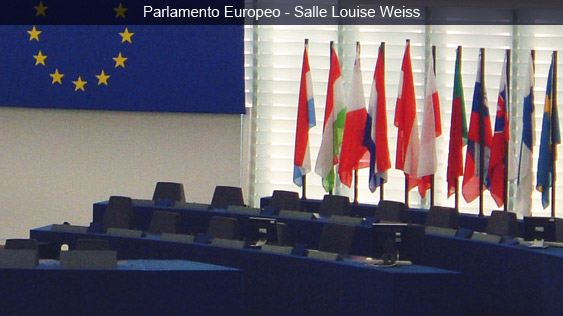 Parlamento Europeo showcase - immagine 1